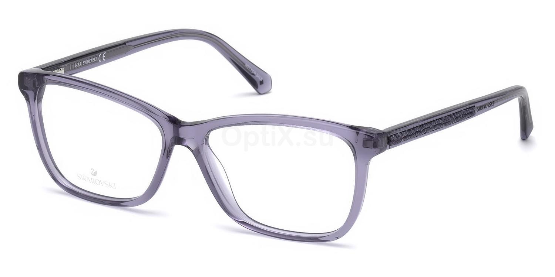081 SK5265 Glasses, Swarovski