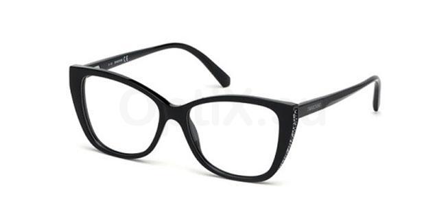 001 SK5290 Glasses, Swarovski