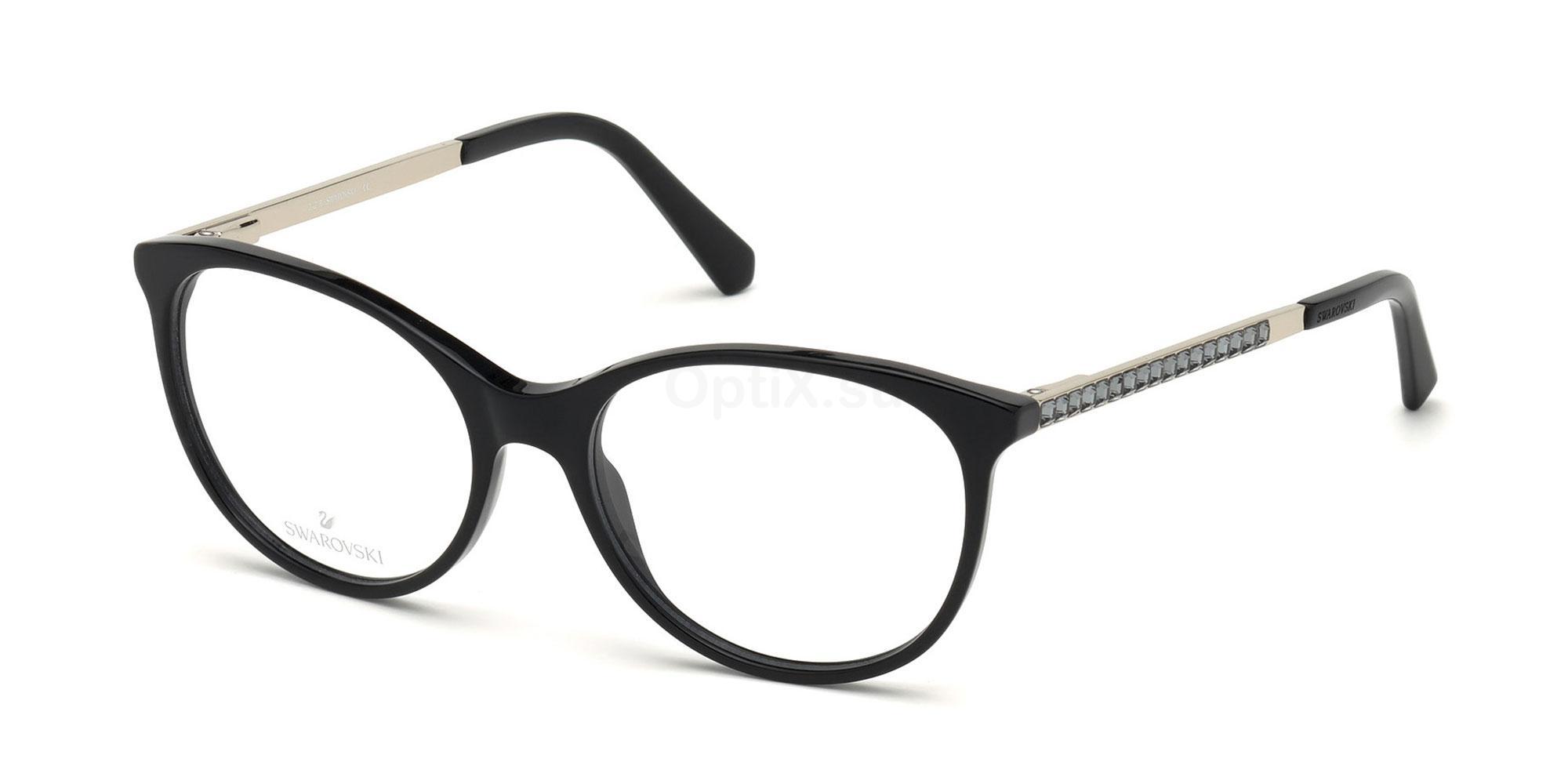 001 SK5297 Glasses, Swarovski