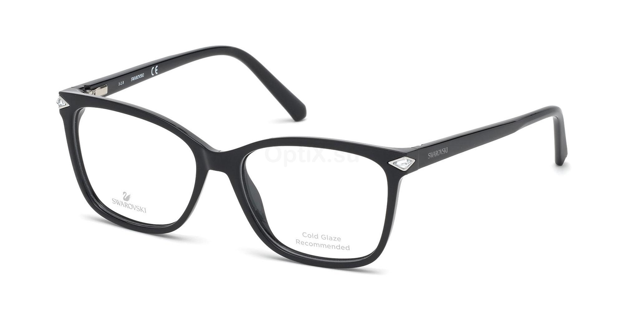 001 SK5298 Glasses, Swarovski
