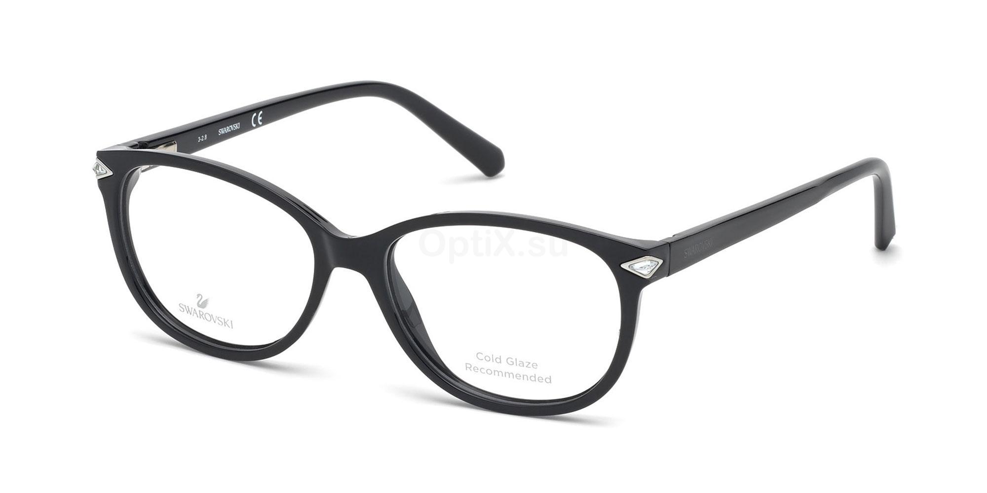 001 SK5299 Glasses, Swarovski