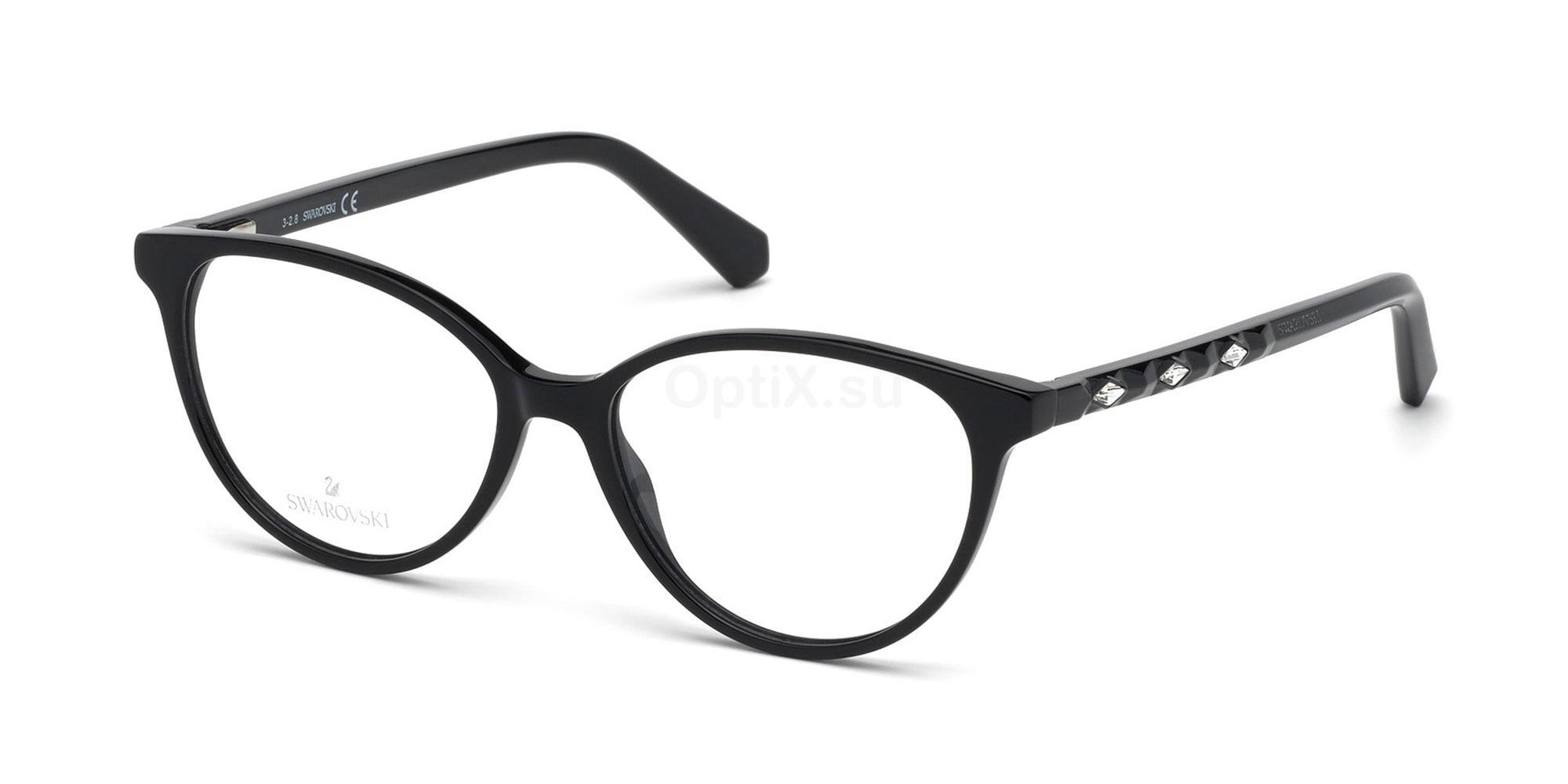001 SK5302 Glasses, Swarovski