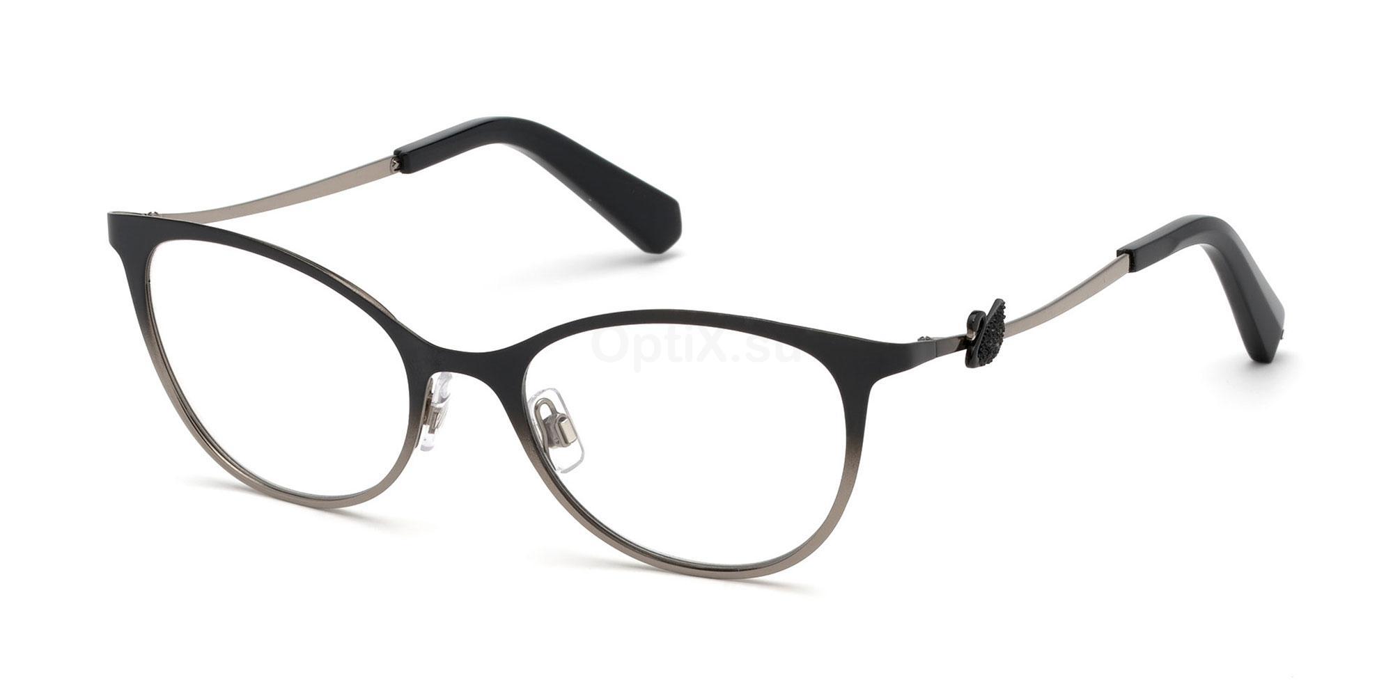 005 SK5303 Glasses, Swarovski