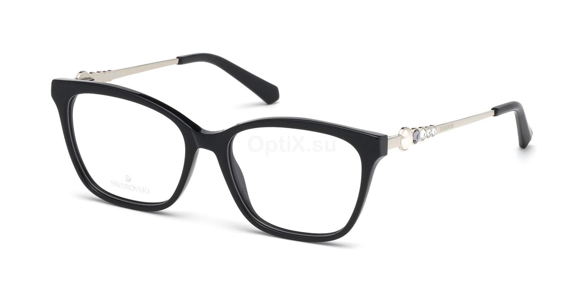 001 SK5306 Glasses, Swarovski