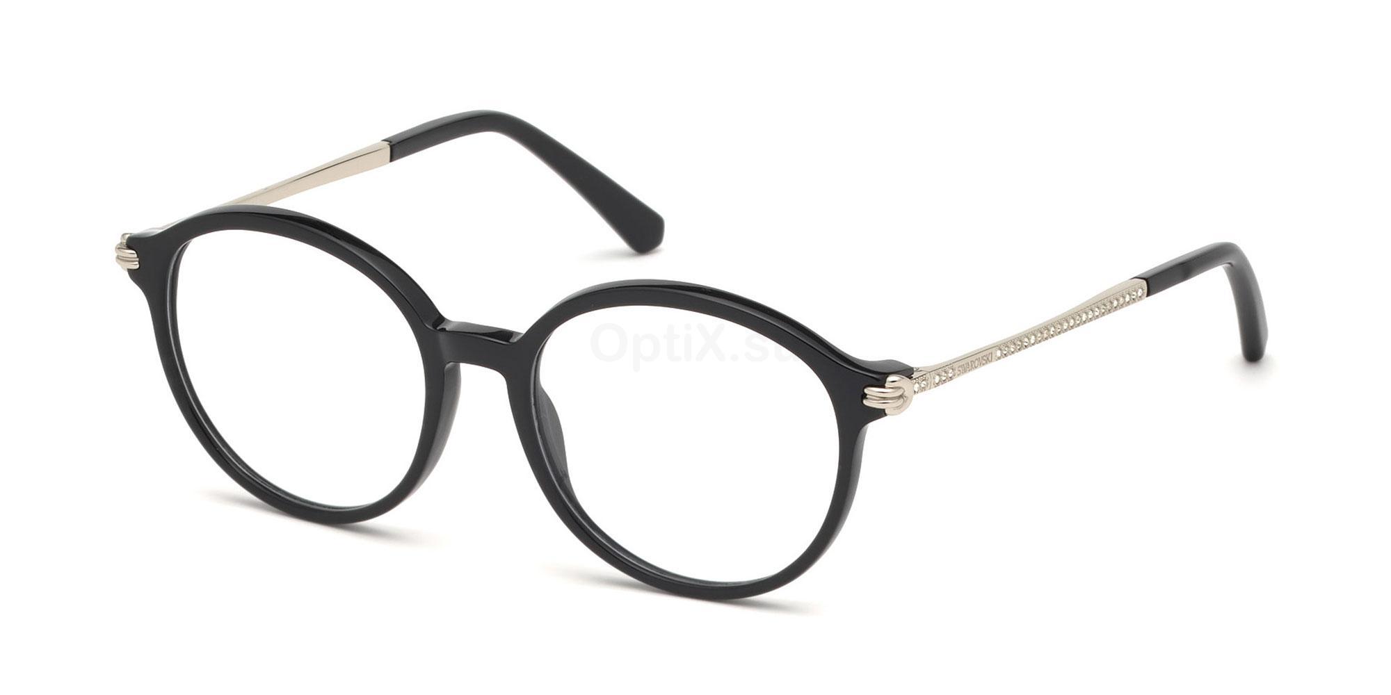 001 SK5315 Glasses, Swarovski