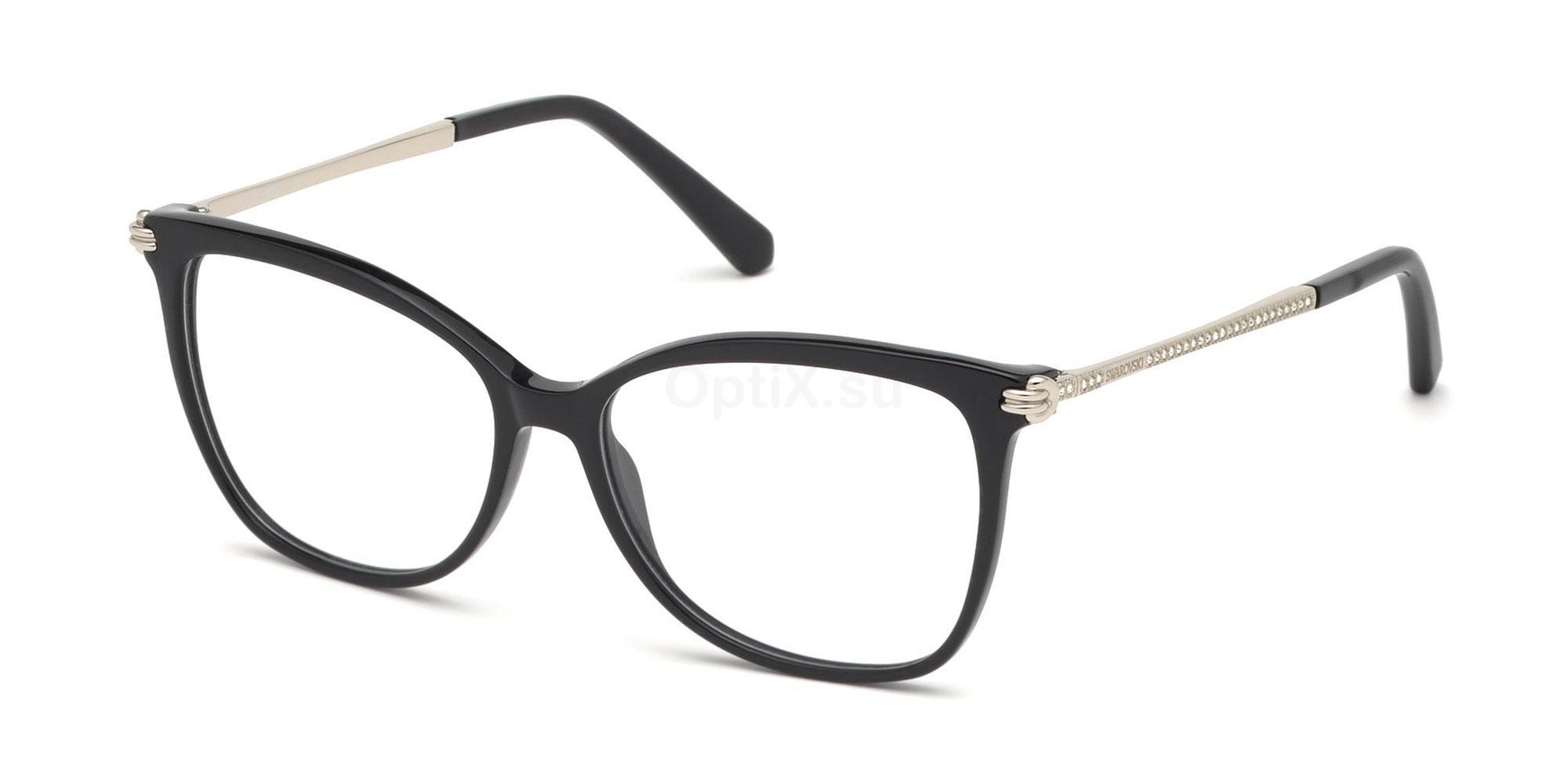 001 SK5316 Glasses, Swarovski