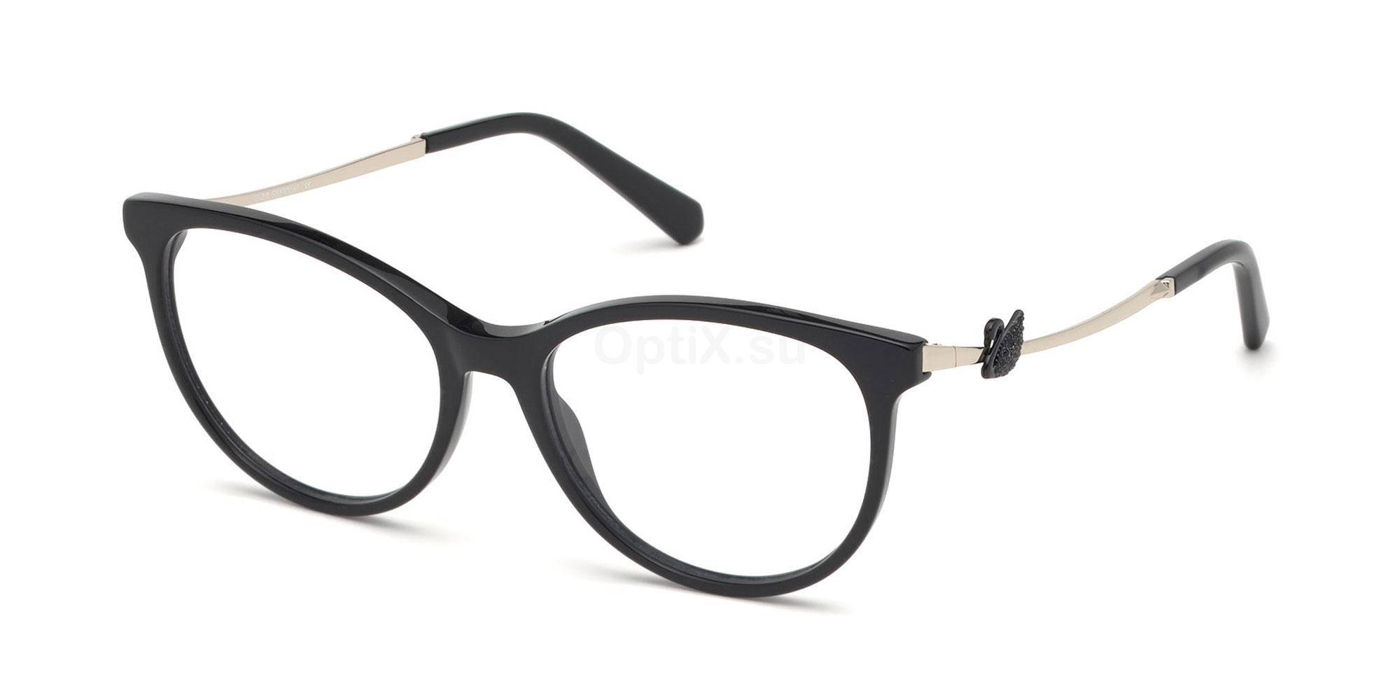 001 SK5320 Glasses, Swarovski