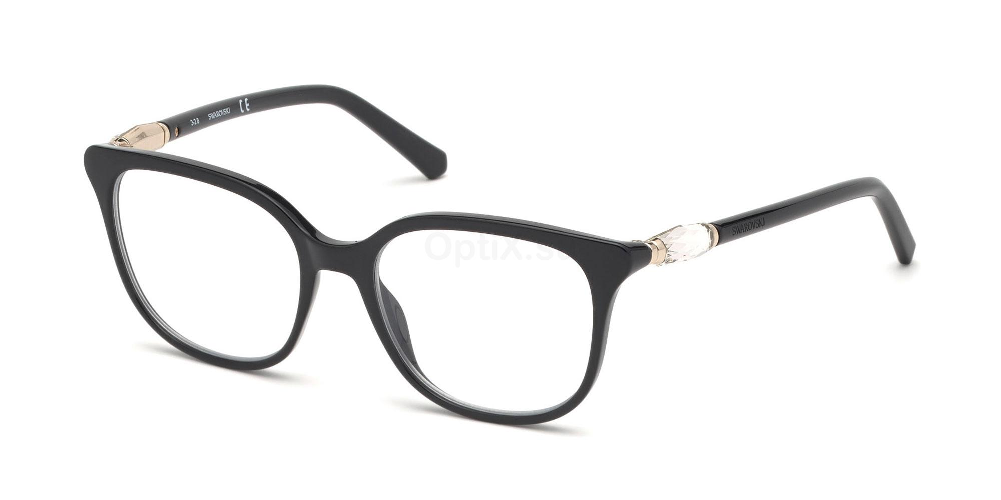 001 SK5321 Glasses, Swarovski