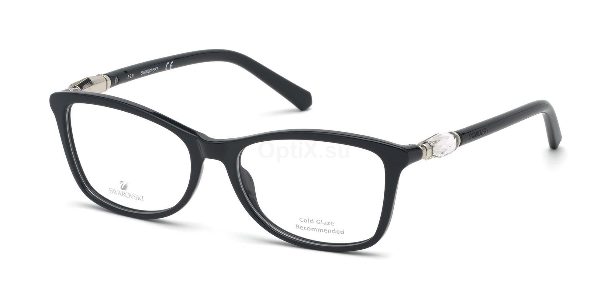 001 SK5336 Glasses, Swarovski