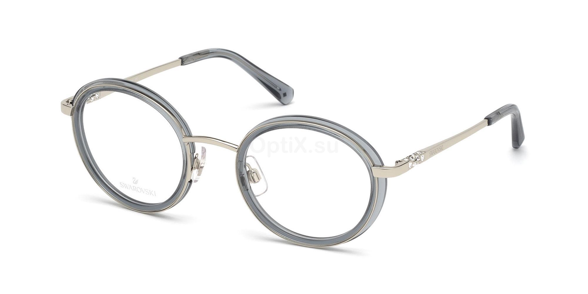 020 SK5305 Glasses, Swarovski