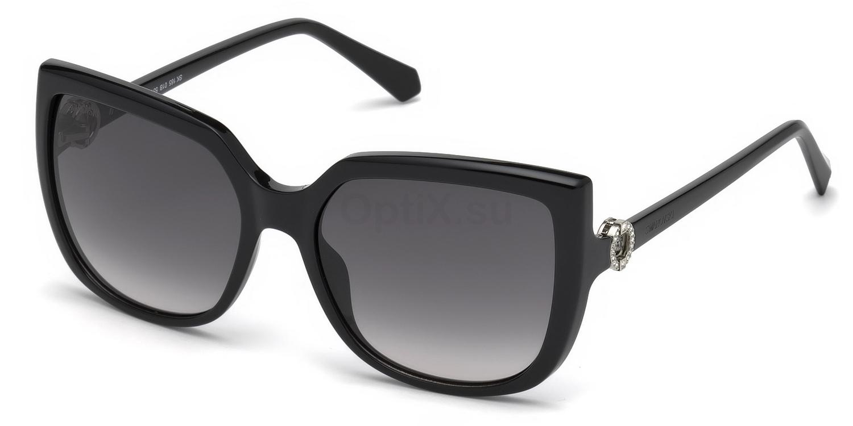 01B SK0166 Sunglasses, Swarovski
