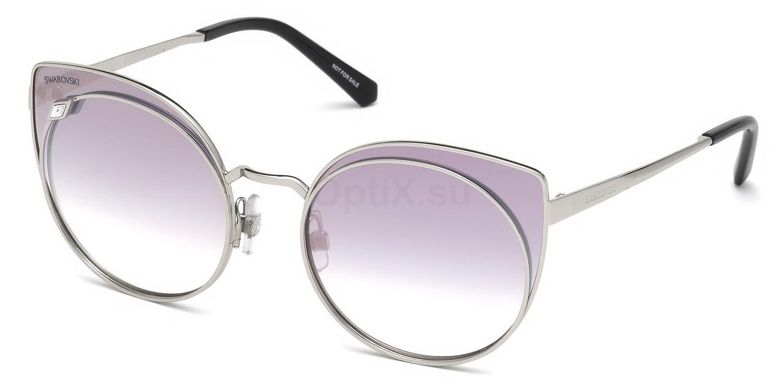16C SK0173 Sunglasses, Swarovski