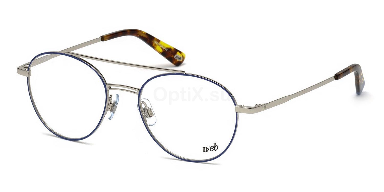 016 WE5247 Glasses, Web