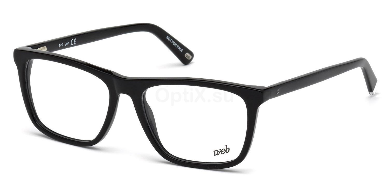001 WE5261 Glasses, Web