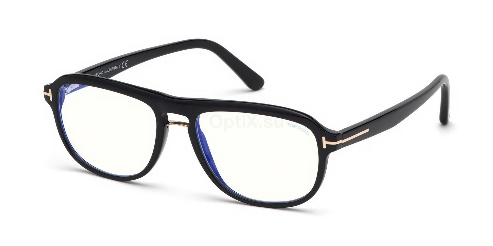 001 FT5538-B Glasses, Tom Ford