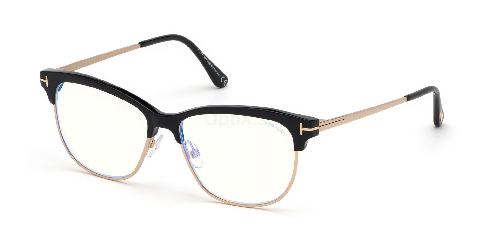 001 FT5546-B Glasses, Tom Ford