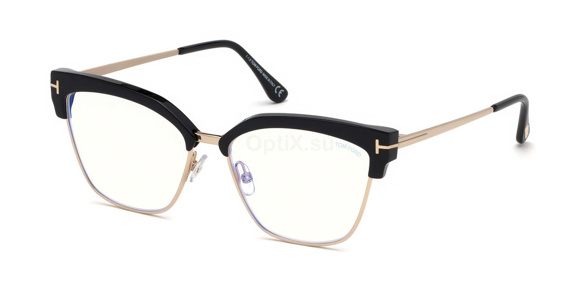 001 FT5547-B Glasses, Tom Ford
