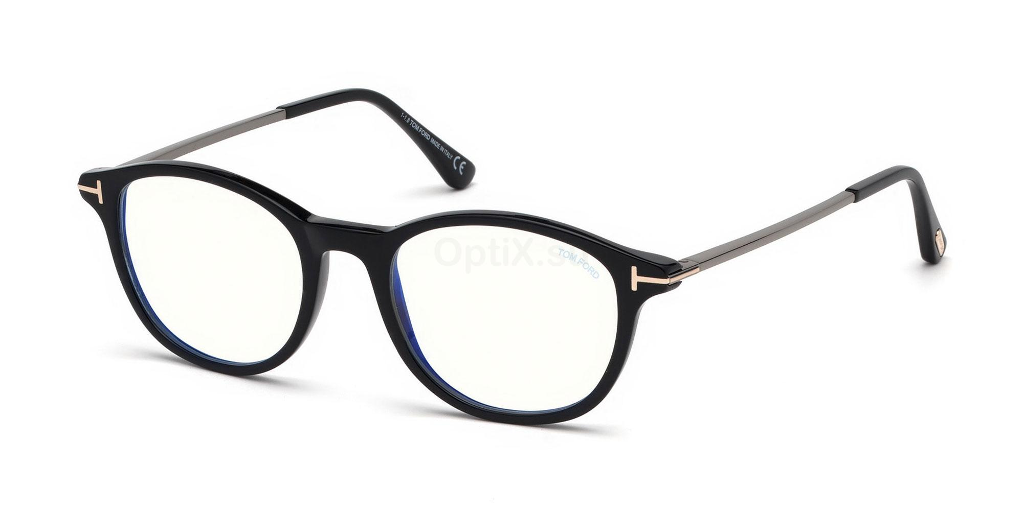 001 FT5553-B Glasses, Tom Ford