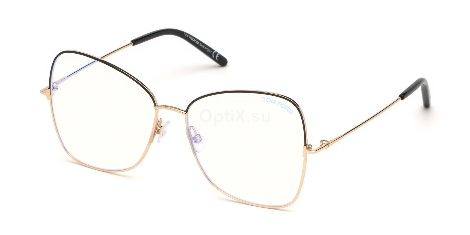 001 FT5571-B Glasses, Tom Ford