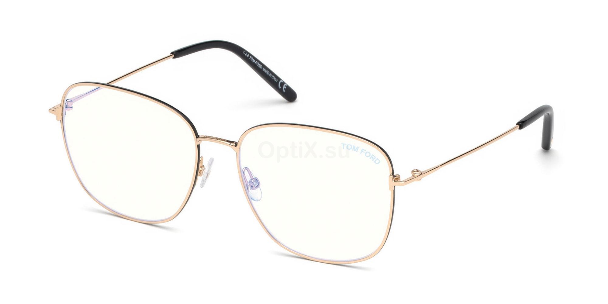 001 FT5572-B Glasses, Tom Ford