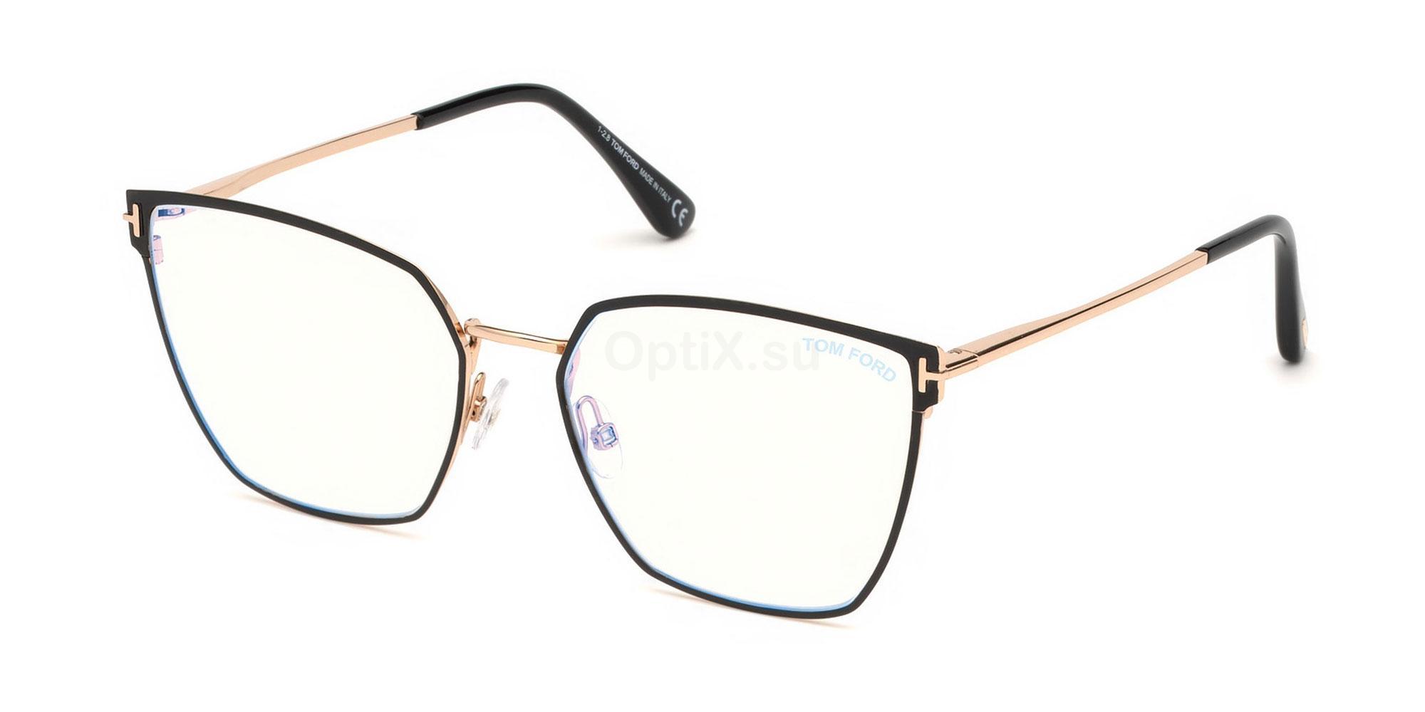 001 FT5574-B Glasses, Tom Ford