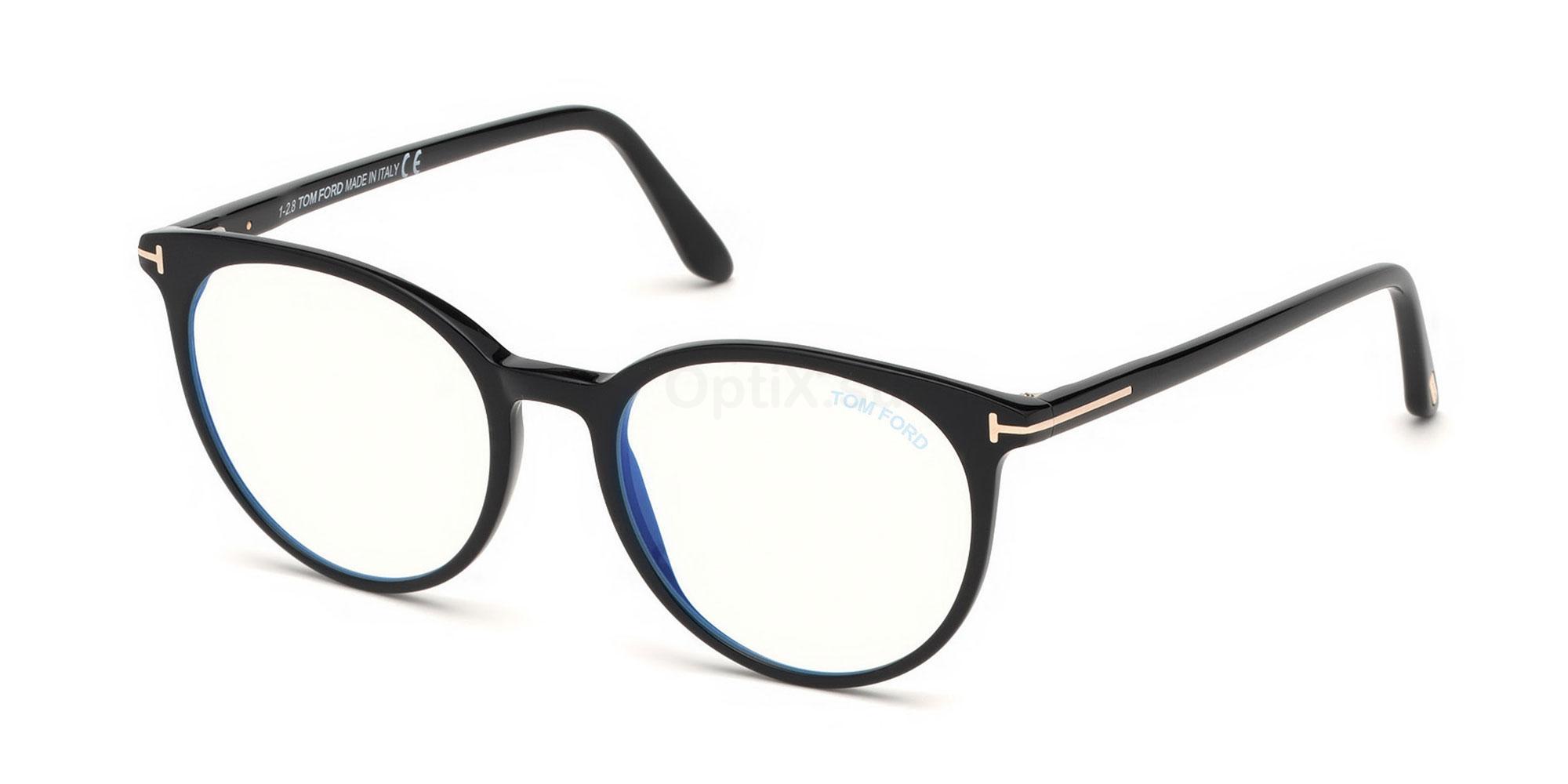 001 FT5575-B Glasses, Tom Ford
