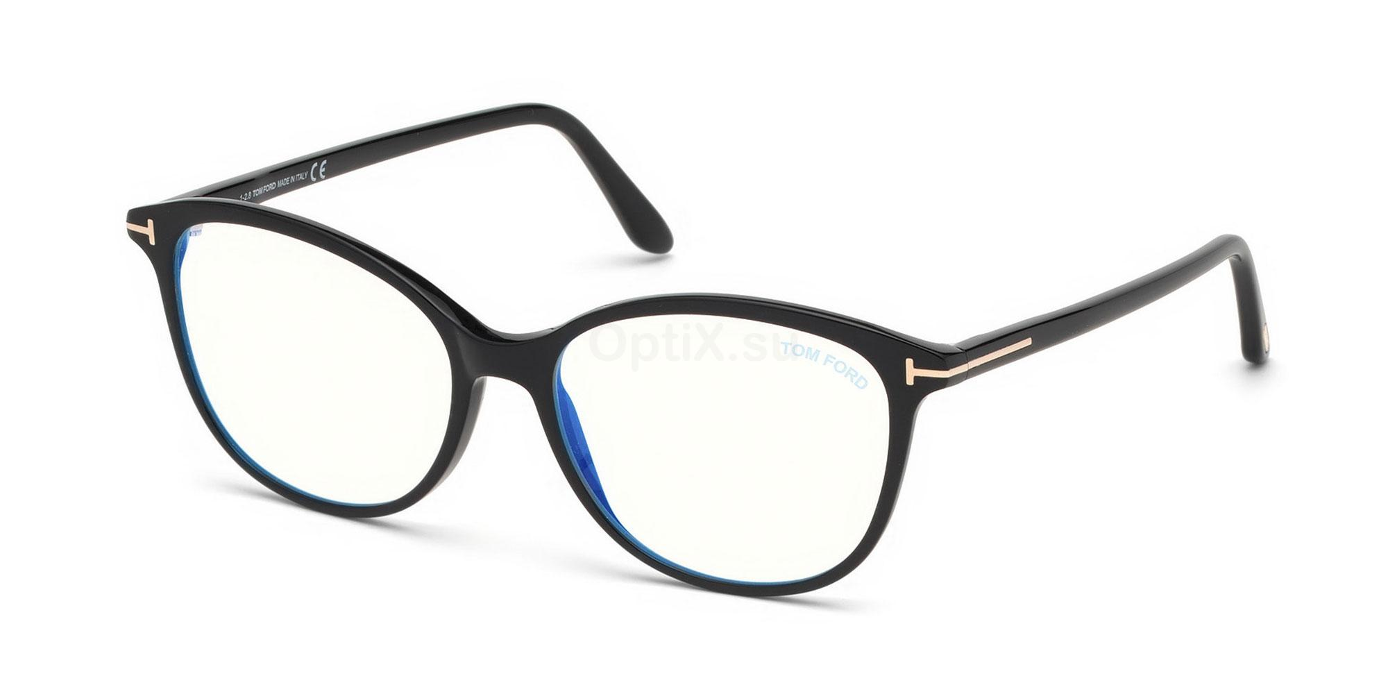 001 FT5576-B Glasses, Tom Ford