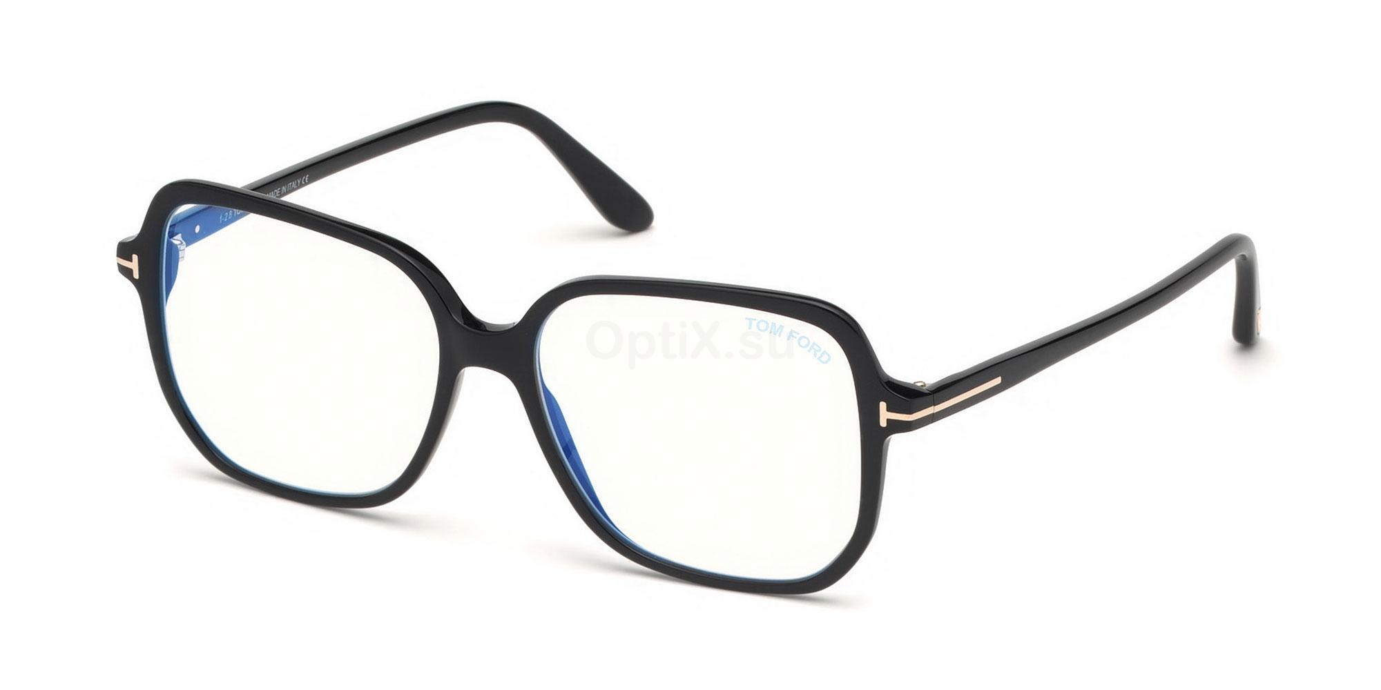 001 FT5578-B Glasses, Tom Ford