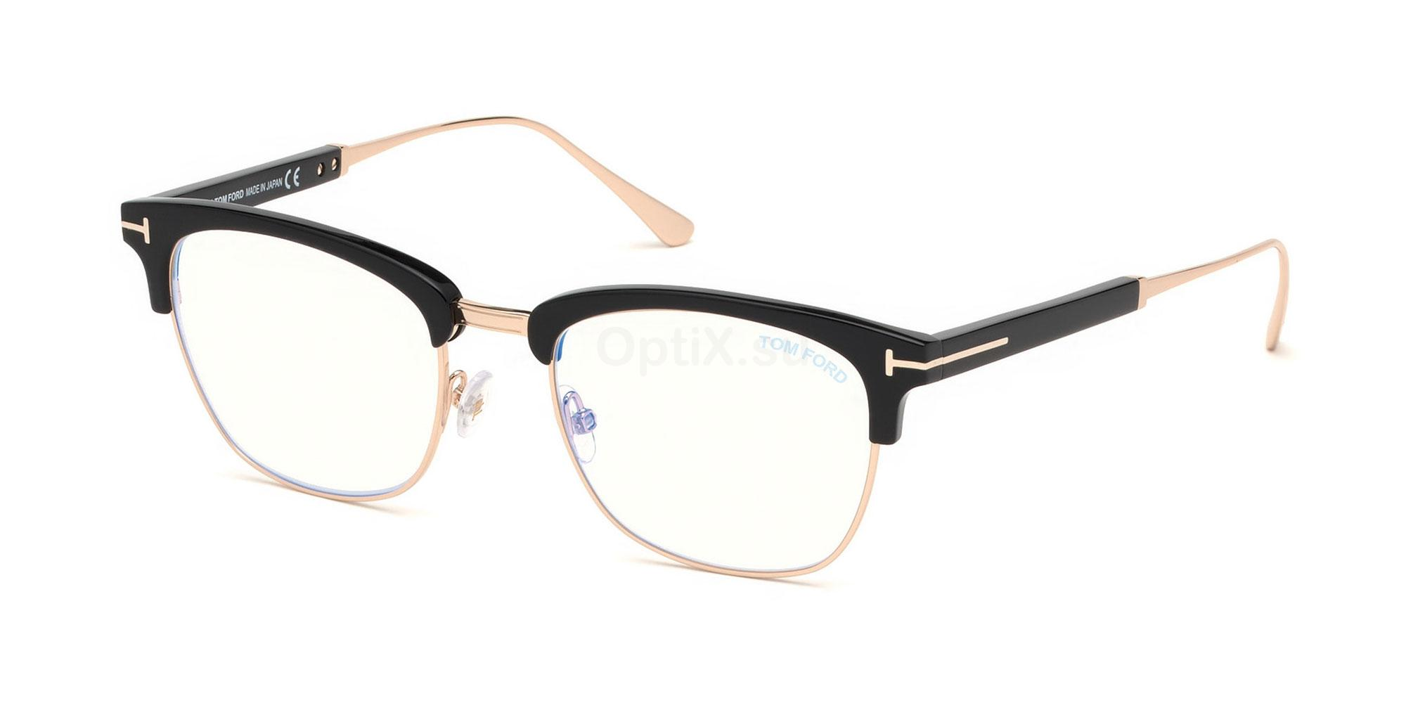 001 FT5590-B Glasses, Tom Ford