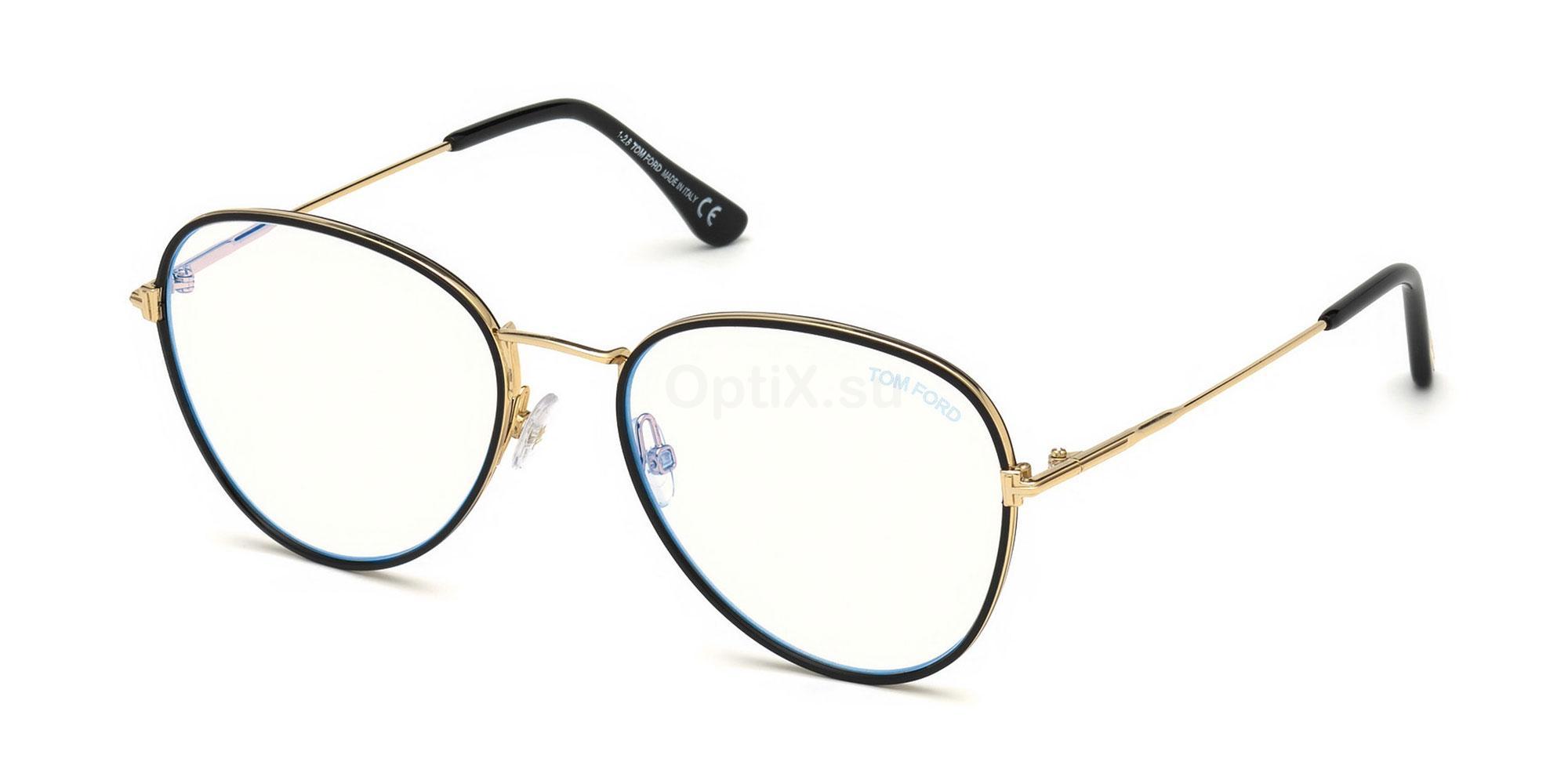 001 FT5631-B Glasses, Tom Ford