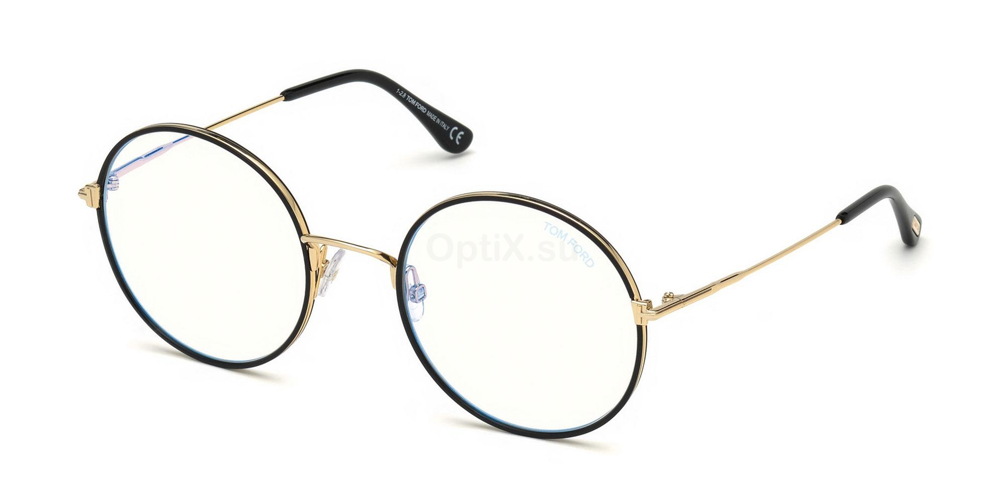 001 FT5632-B Glasses, Tom Ford