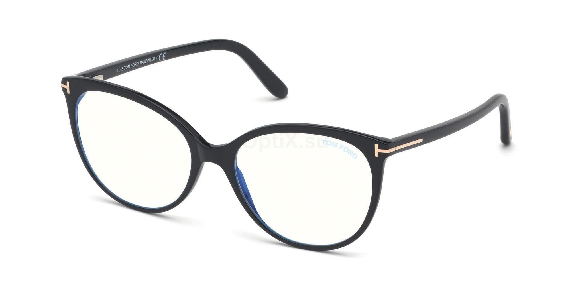 001 FT5598-B Glasses, Tom Ford