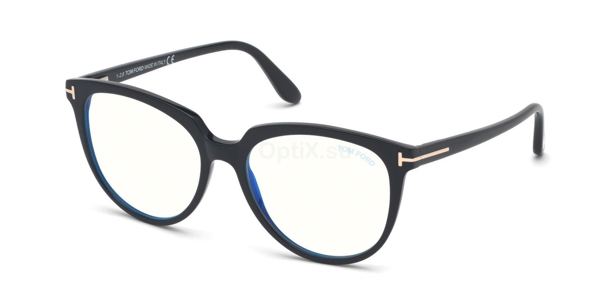 001 FT5600-B Glasses, Tom Ford