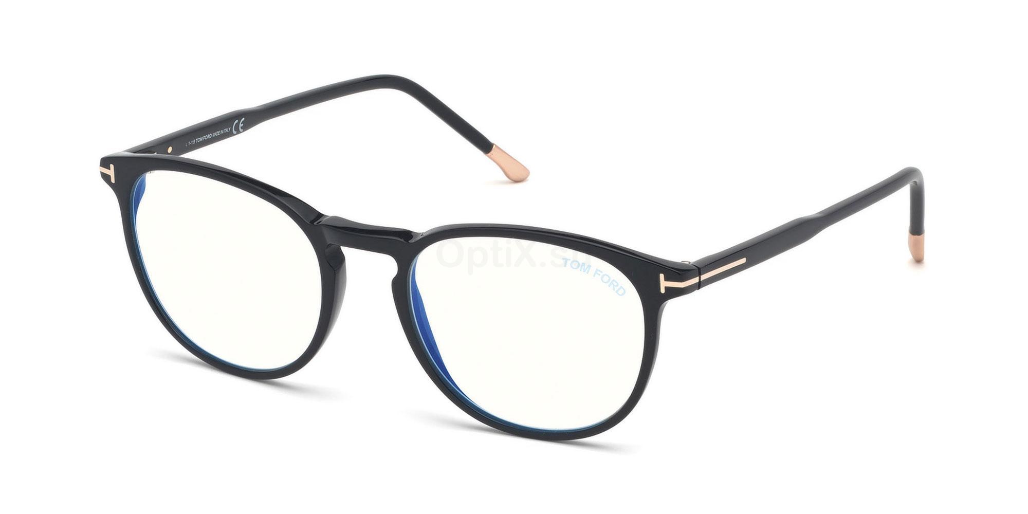 001 FT5608-B Glasses, Tom Ford