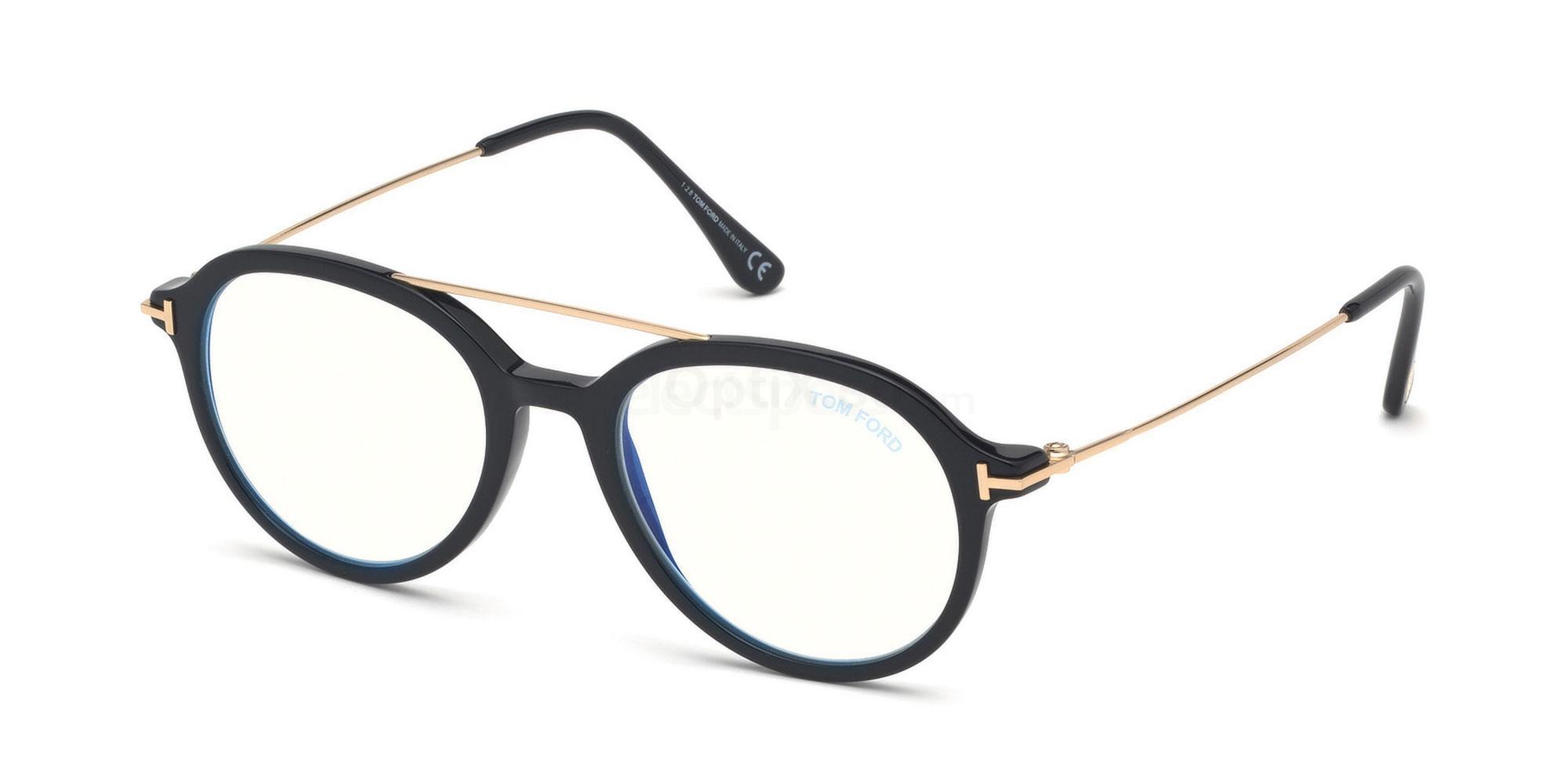 001 FT5609-B Glasses, Tom Ford
