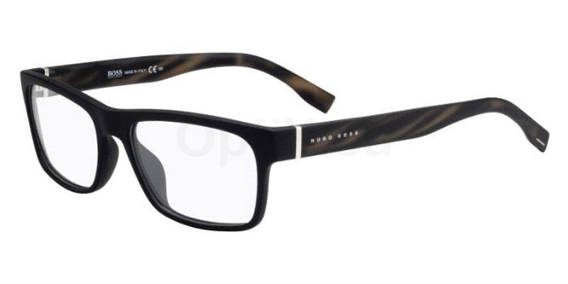 2QC BOSS 0729 Glasses, BOSS Hugo Boss