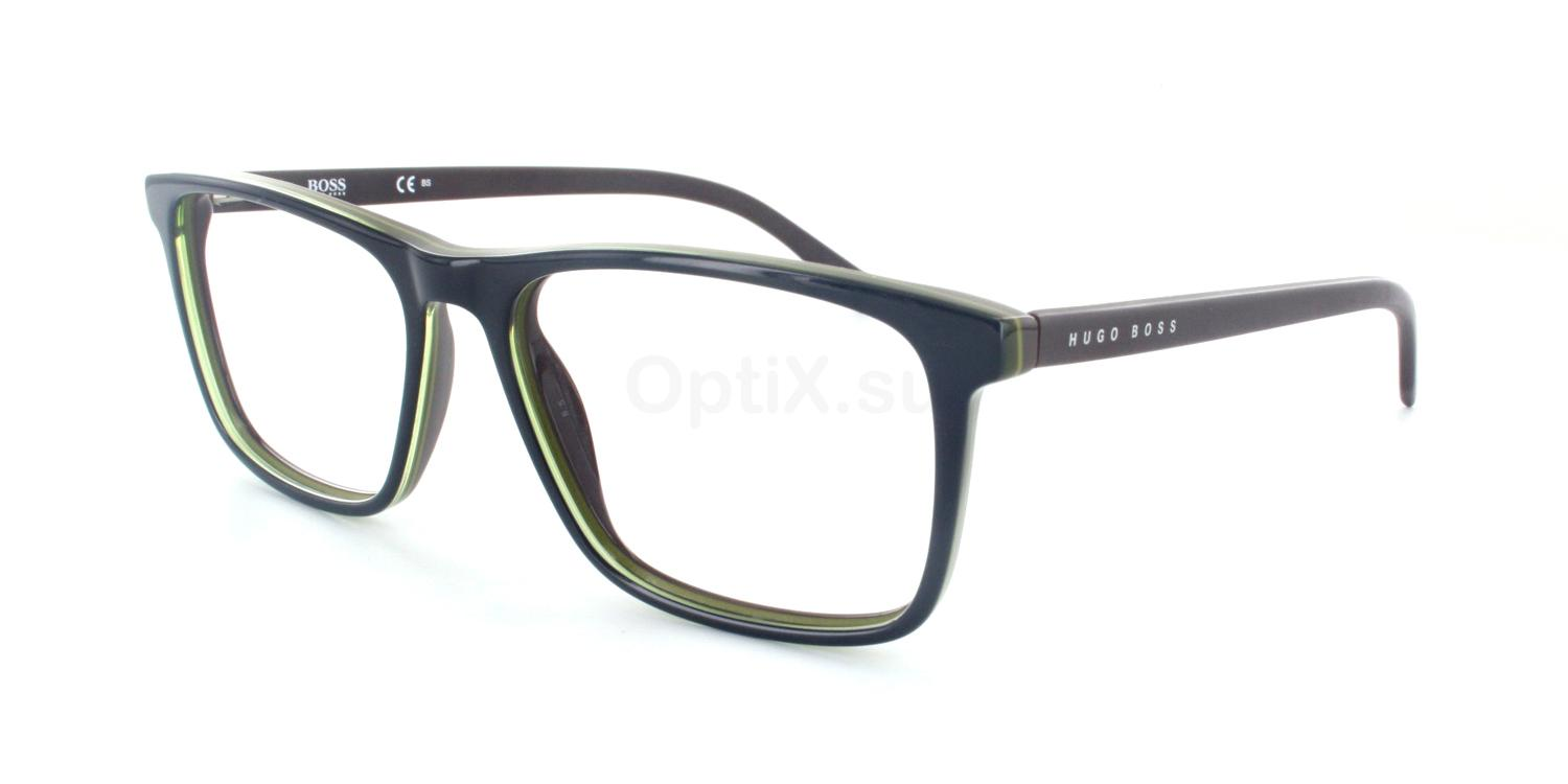 QHU BOSS 0764 Glasses, BOSS Hugo Boss