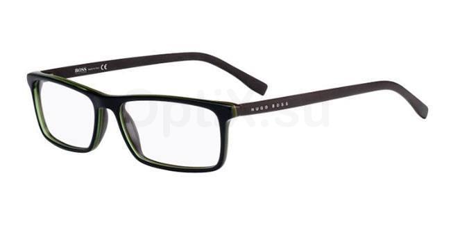 QHU BOSS 0765 Glasses, BOSS Hugo Boss