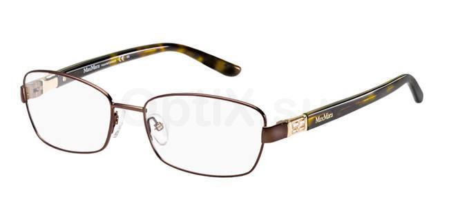 NUI MM 1221 Glasses, MaxMara Occhiali