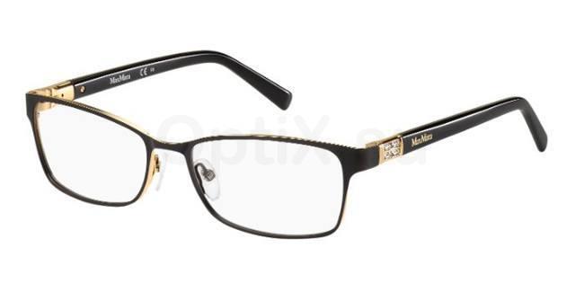 D16 MM 1237 Glasses, MaxMara Occhiali