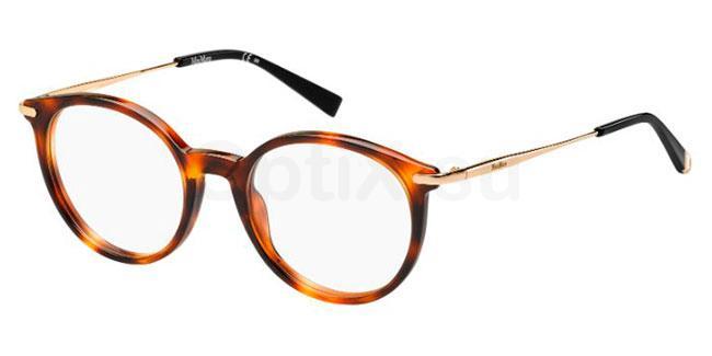 581 MM 1303 Glasses, MaxMara Occhiali