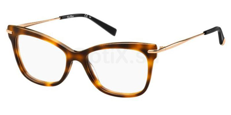 581 MM 1309 Glasses, MaxMara Occhiali