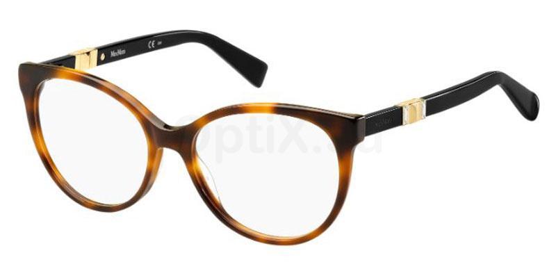 086 MM 1310 Glasses, MaxMara Occhiali