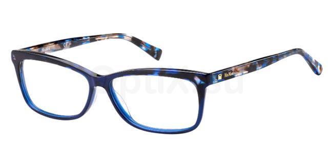 JBW MM 1328 Glasses, MaxMara Occhiali