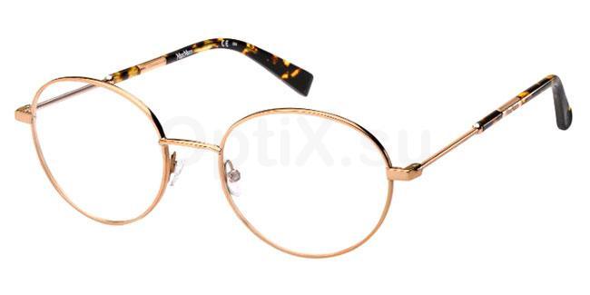 DDB MM 1329 Glasses, MaxMara Occhiali