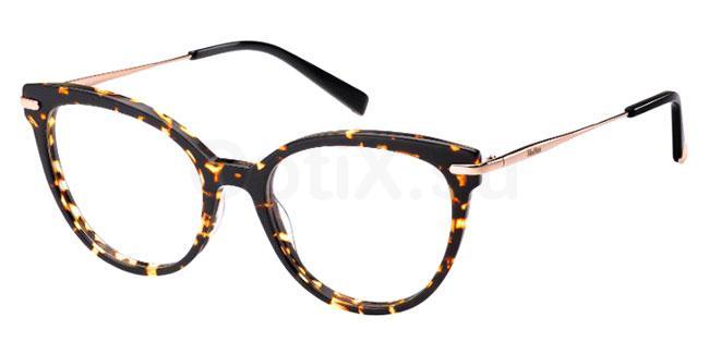 086 MM 1335 Glasses, MaxMara Occhiali