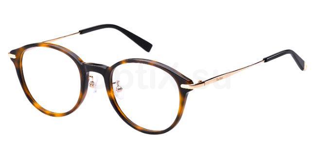 086 MM 1343/F Glasses, MaxMara Occhiali