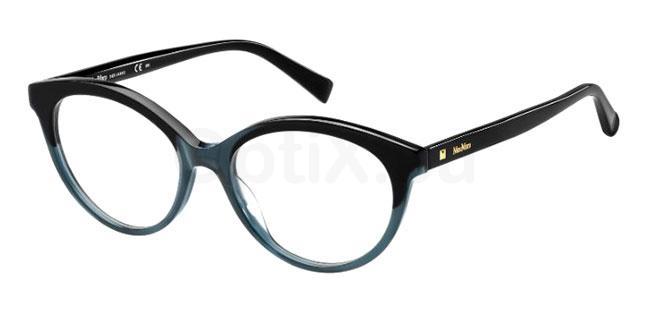R6S MM 1344 Glasses, MaxMara Occhiali