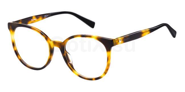 581 MM 1347 Glasses, MaxMara Occhiali