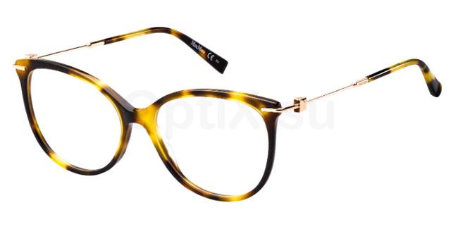 086 MM 1353 Glasses, MaxMara Occhiali